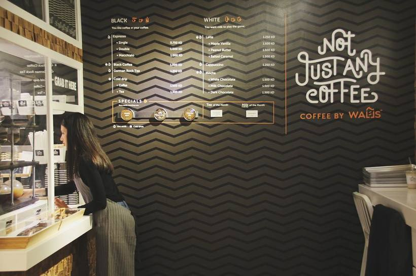 Not Just Any Coffee 5