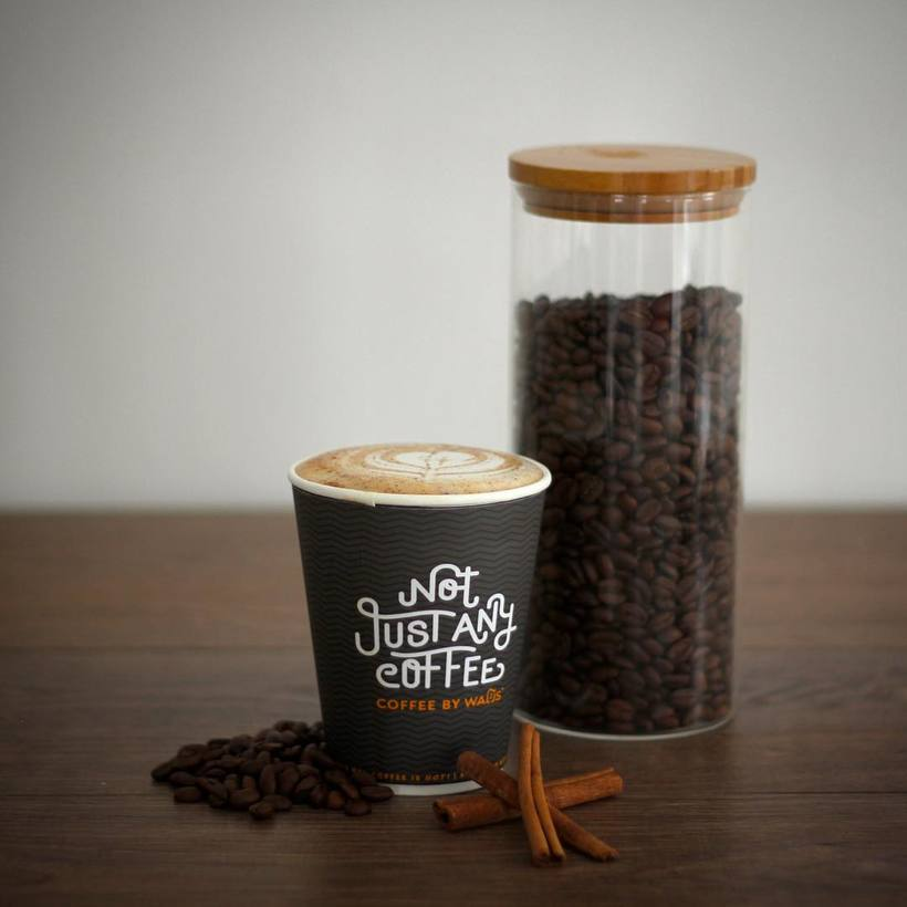 Not Just Any Coffee 6