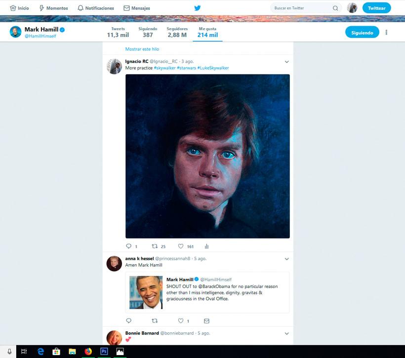Luke Skywalker  4