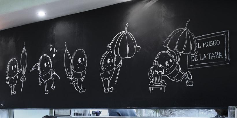Ilustración mural 10