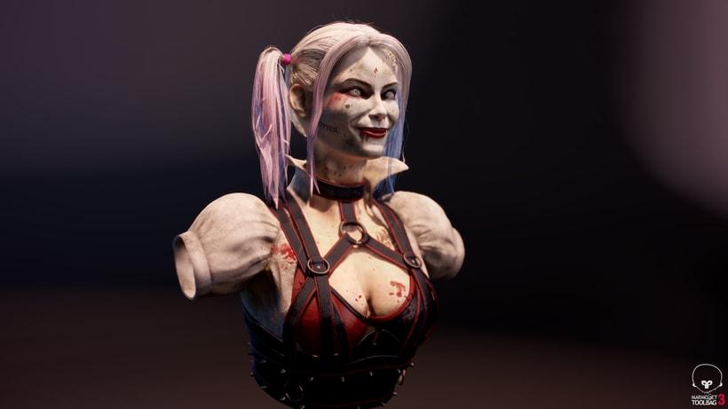Harley Quinn fanart 0
