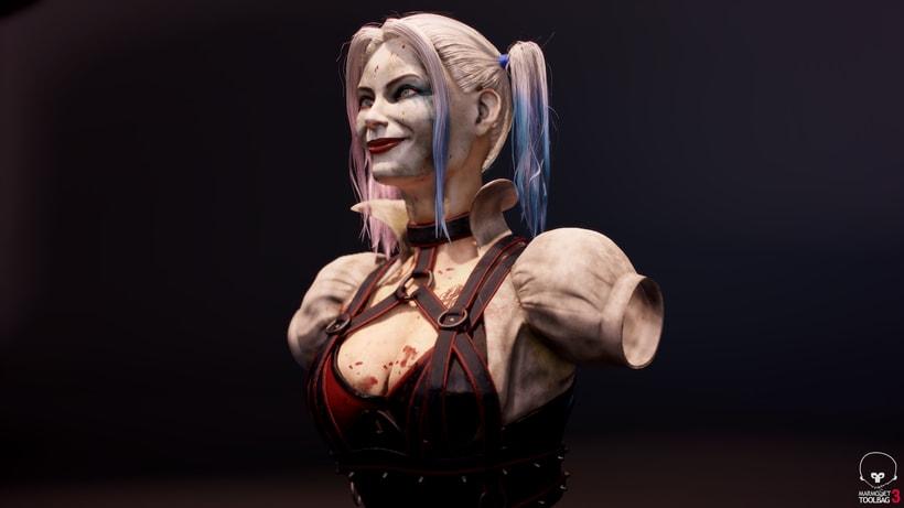 Harley Quinn fanart 1