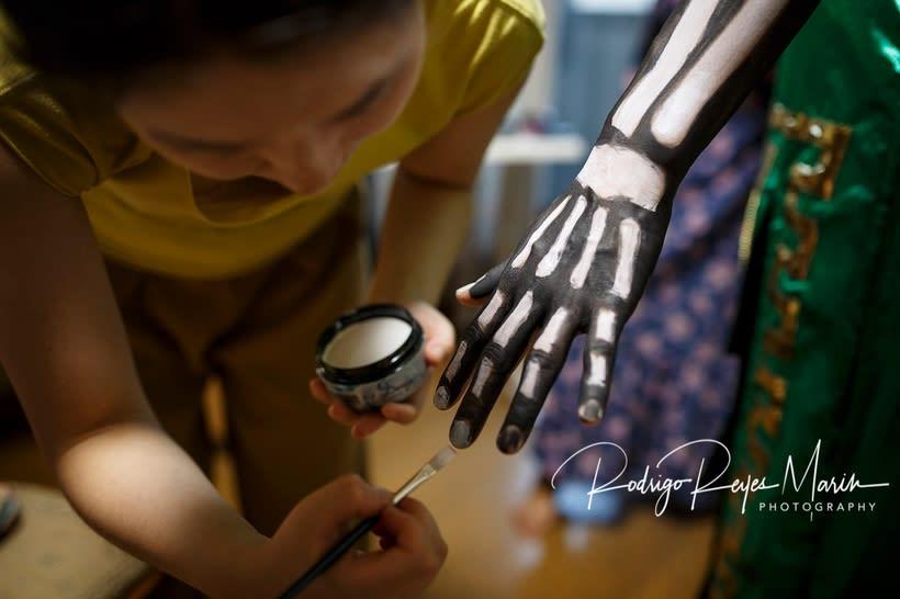 Las Catrina en Japón 14