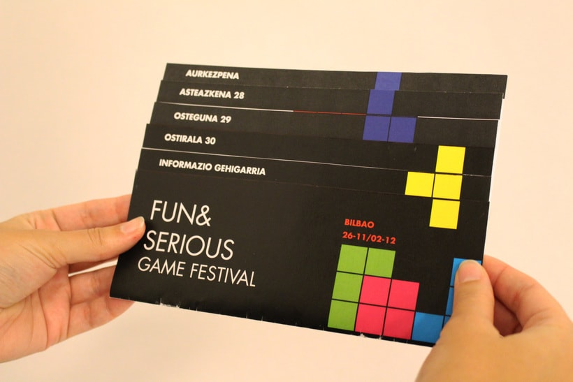 FUN&SERIOUS GAME FESTIVAL 1