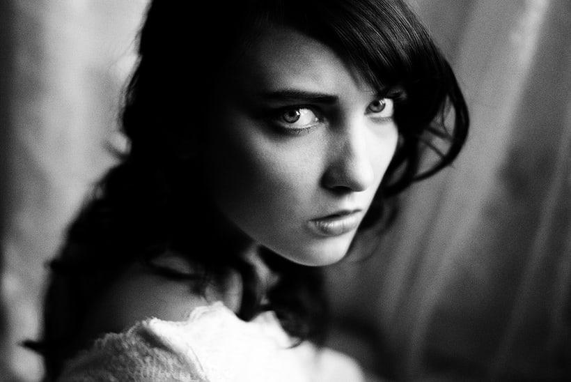 Retratos femeninos 1