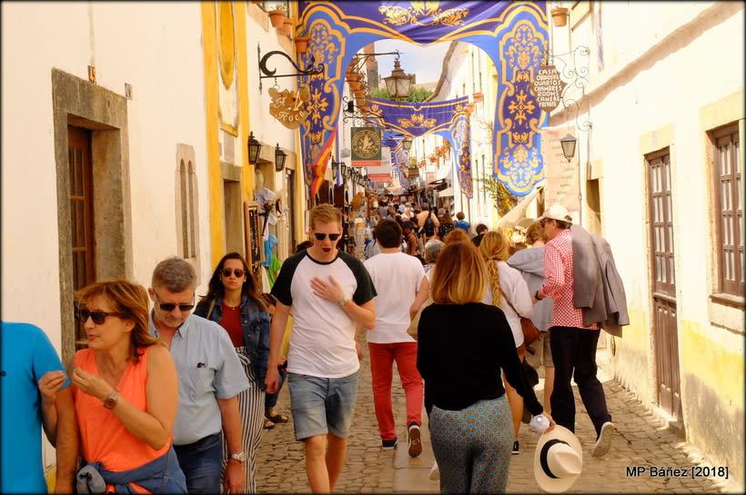 Viaje a Portugal. Parte IV : Peniche,  Óbidos y Tomar 7