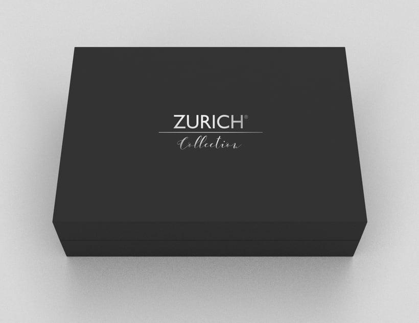 Clínicas Zurich Implants Packaging 0