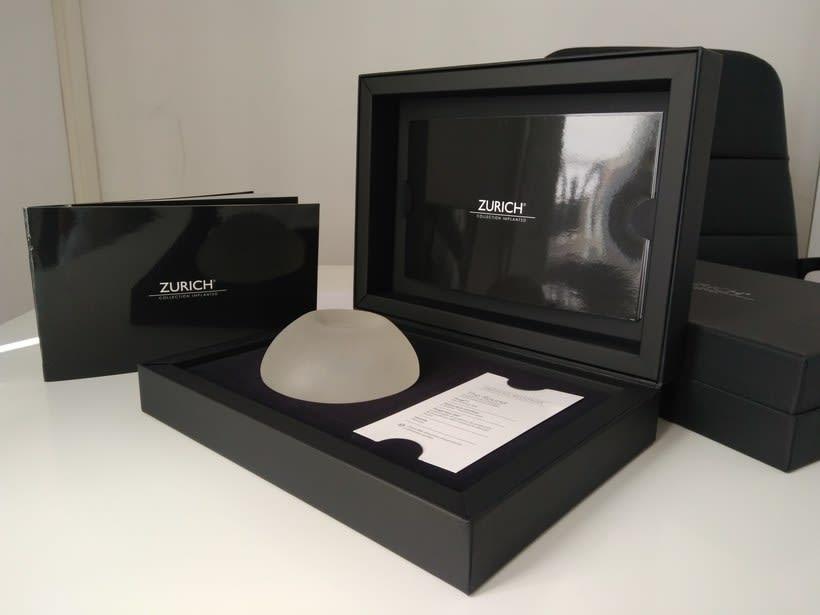 Clínicas Zurich Implants Packaging 13