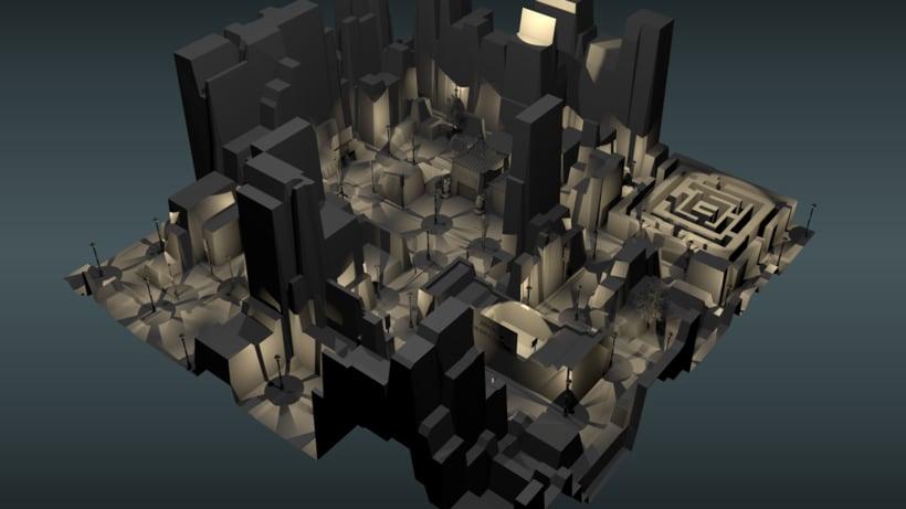 Ciudad 3D 0