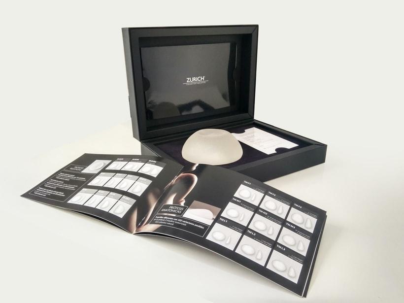 Clínicas Zurich Implants Packaging 15