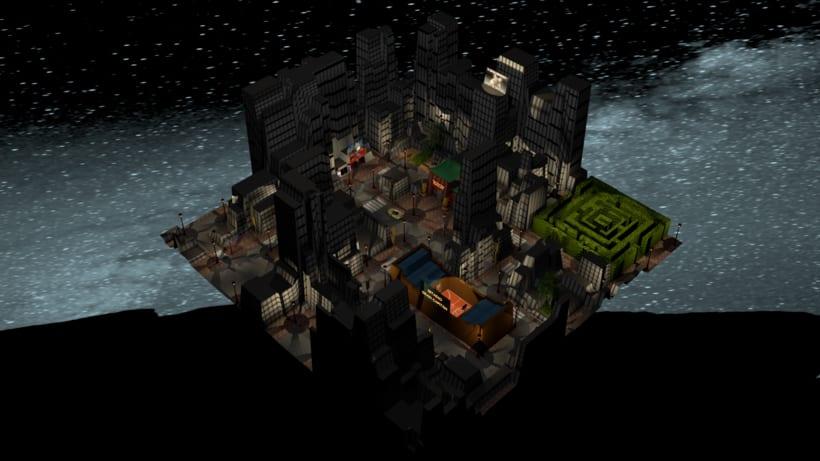 Ciudad 3D 1