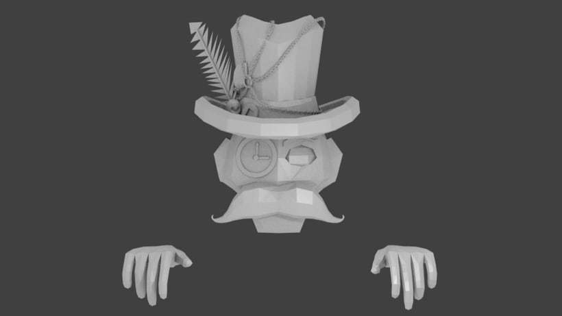 Personaje 3D -1