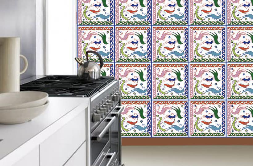 """""""Arabeando..."""": Creación y comercialización de patterns vectoriales. 12"""