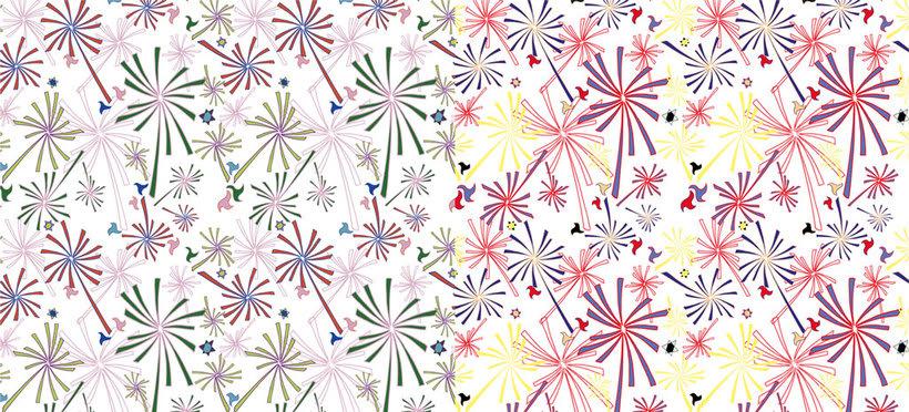 """""""Arabeando..."""": Creación y comercialización de patterns vectoriales. 4"""