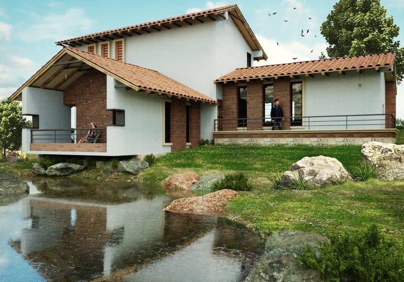 Casa de Campo  -1