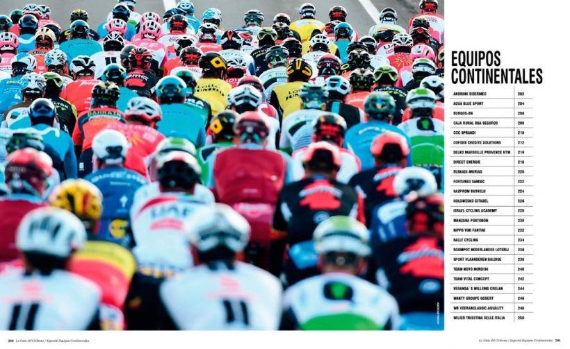 La Guía del Ciclismo 2