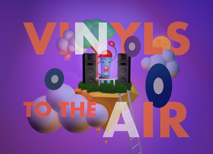 VINYLS TO THE AIR 1