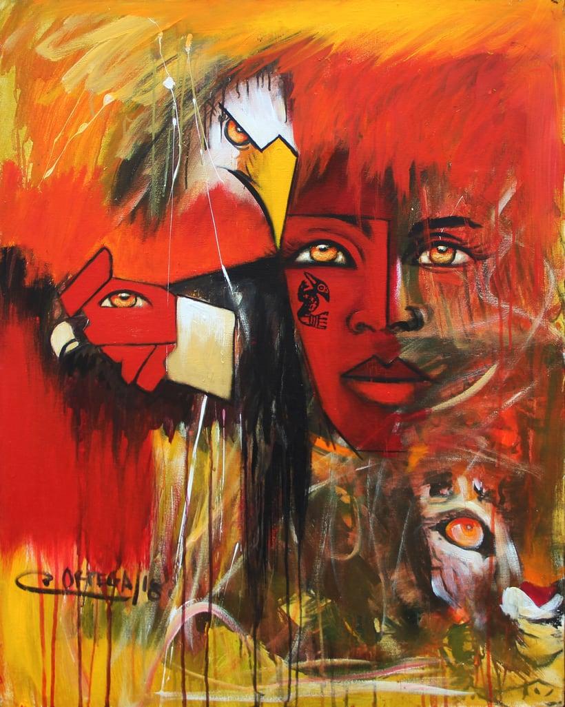 Pintor Ortega Maila-Taller Mashpi 12