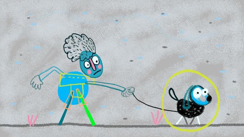 Mi Proyecto del curso: Introducción a Toon Boom Harmony para animación de personajes 2D 0