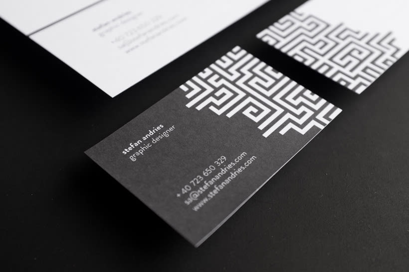 Stefan Andries - personal identity 8