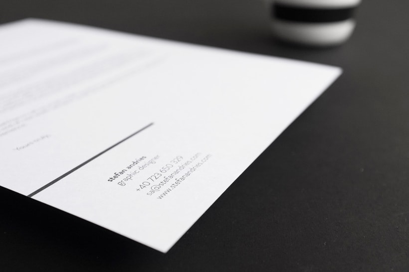 Stefan Andries - personal identity 6