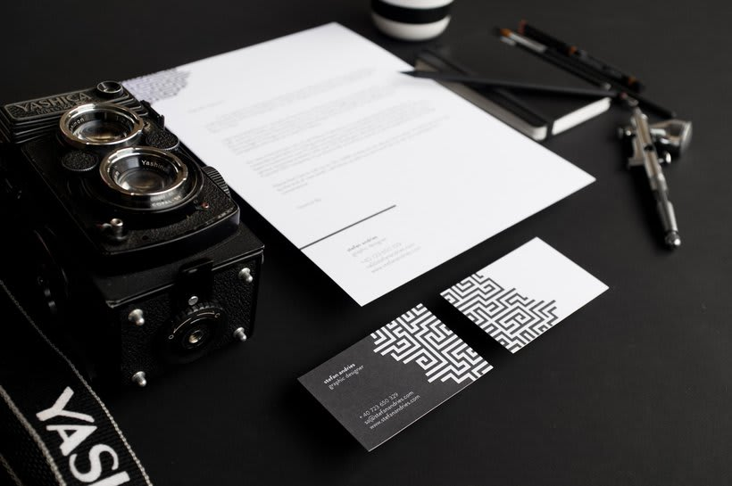 Stefan Andries - personal identity 5