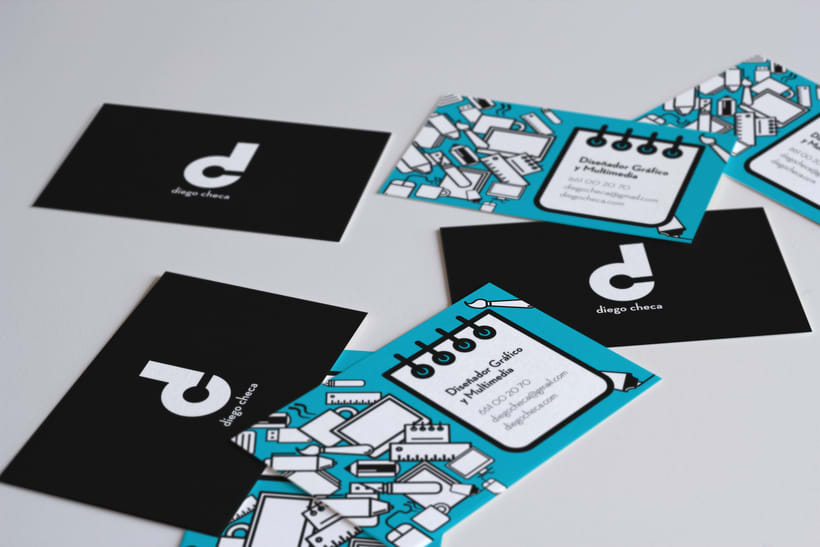 Branding · Diego Checa 12