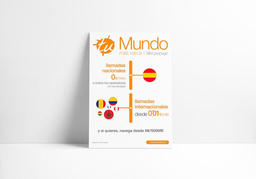 Mundo - Orange 1