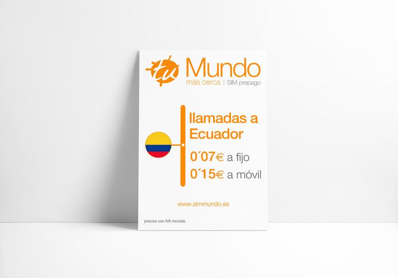 Mundo - Orange 3