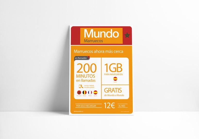 Mundo - Orange 12