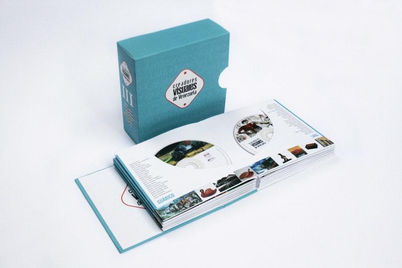 Packaging Creadores Visuales de Venezuela -1