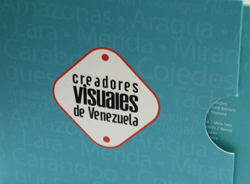 Packaging Creadores Visuales de Venezuela 4