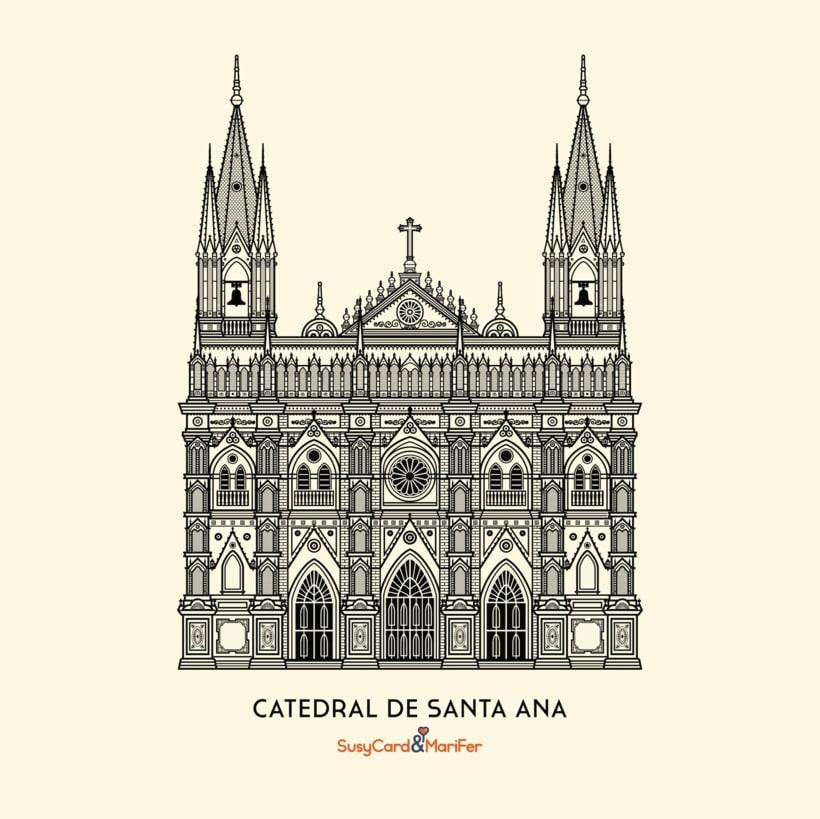 Catedral de Santa Ana, El Salvador 0