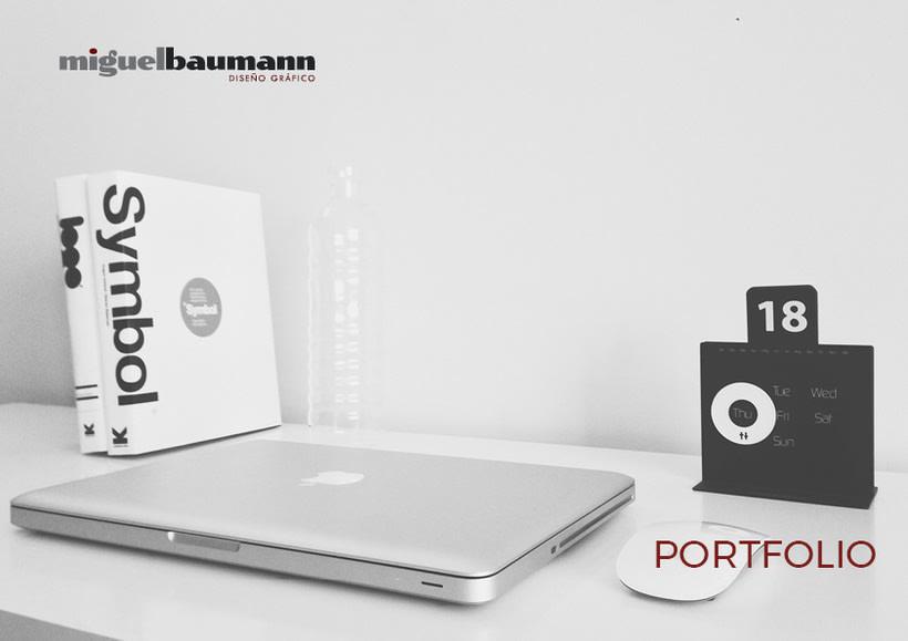Portfolio Diseño Gráfico y Web 0