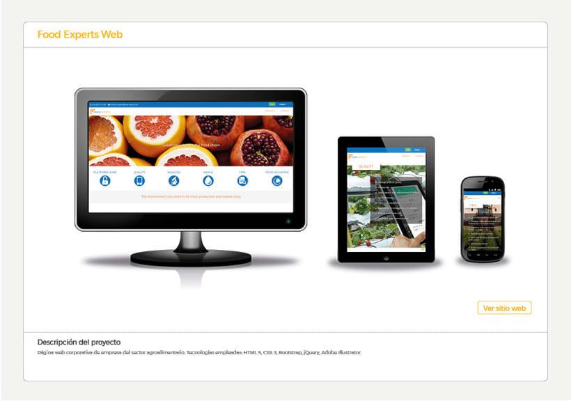 Portfolio Diseño Gráfico y Web 2