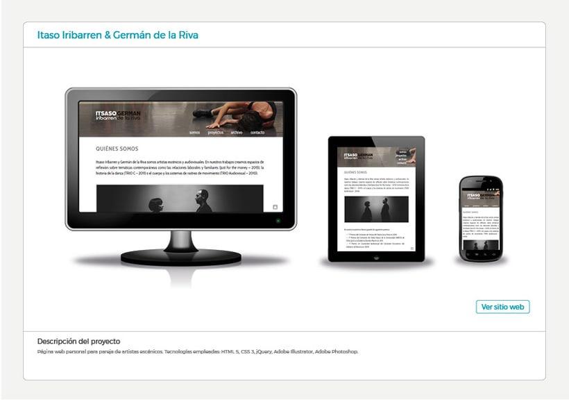Portfolio Diseño Gráfico y Web 6