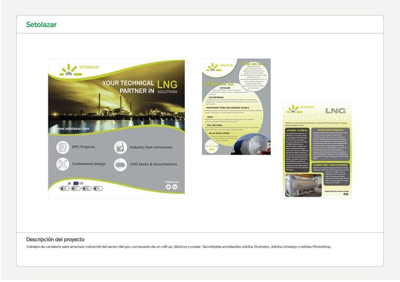 Portfolio Diseño Gráfico y Web 10