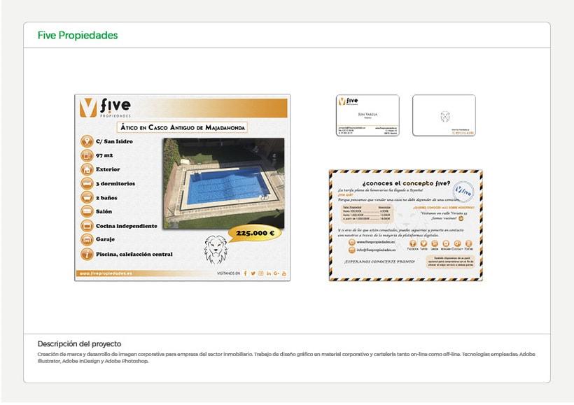 Portfolio Diseño Gráfico y Web 11