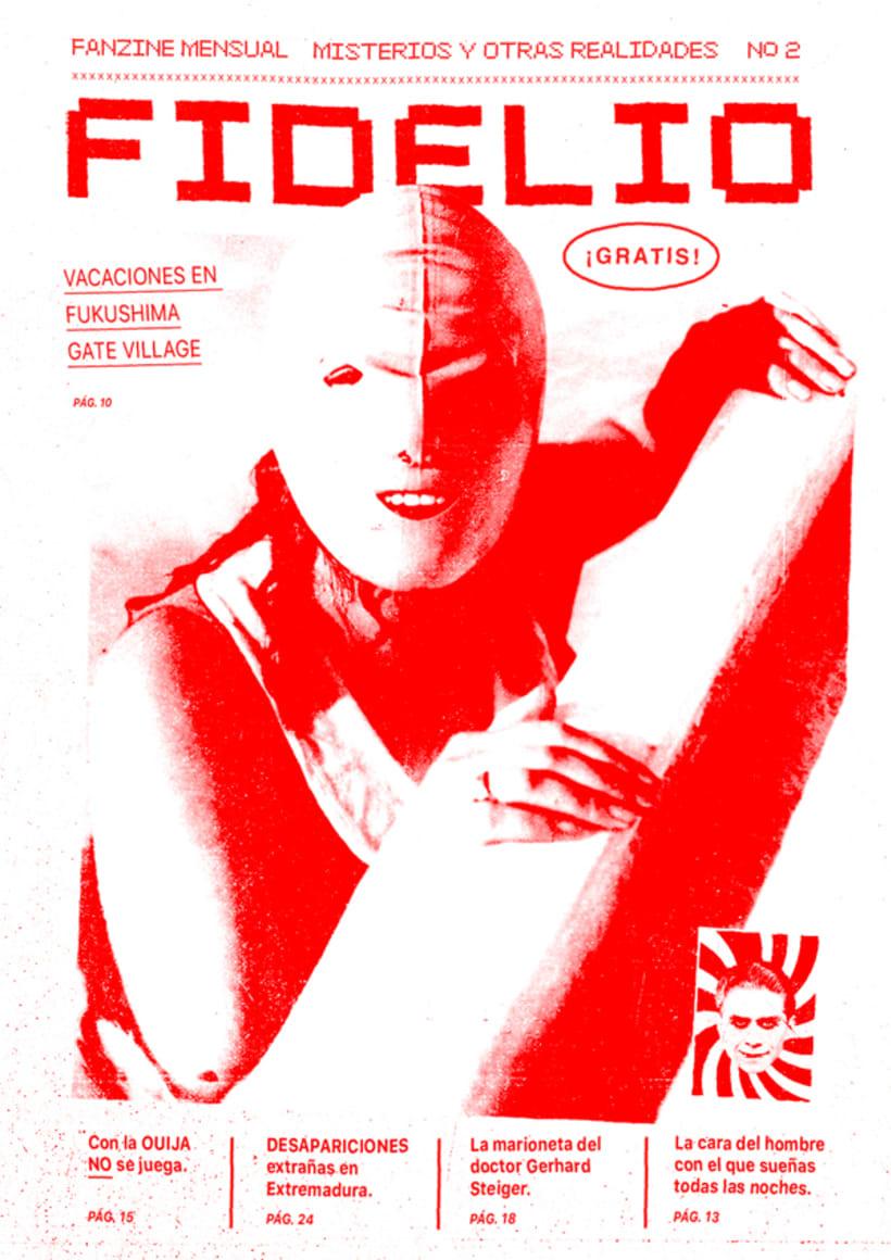 Cartelería y cover art 10