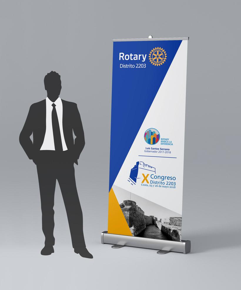 X Congreso Distrito 2203 Rotary Club 8
