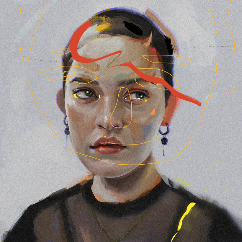 Ramdom Portraits V2 -1