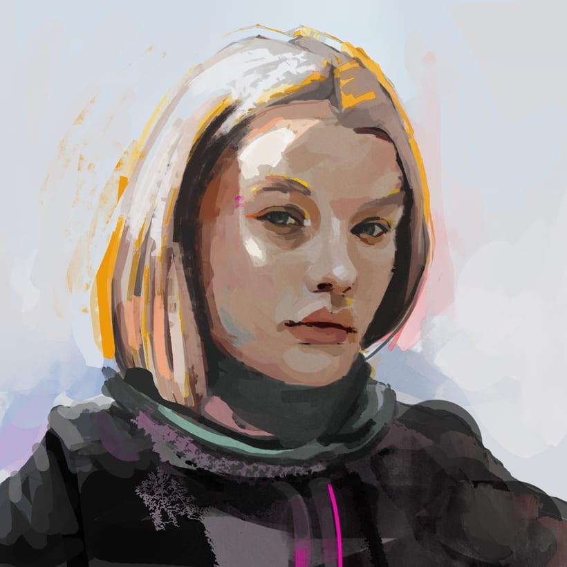 Ramdom Portraits V2 1