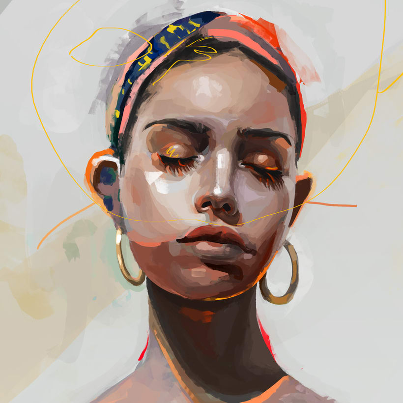 Ramdom Portraits V2 2