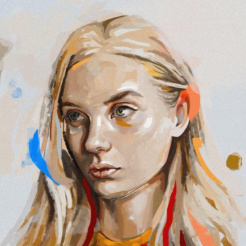 Ramdom Portraits V2 5