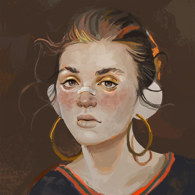 Ramdom Portraits V2 6