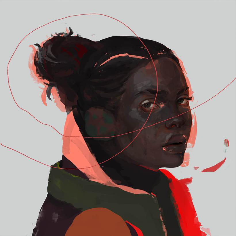 Ramdom Portraits V2 8