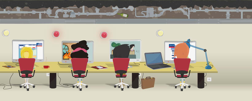 Agenda corporativa · Ilustración 6