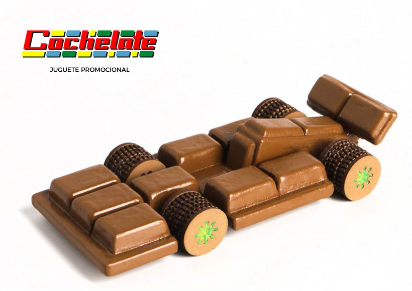 Cochelate (juguete promocional) 4