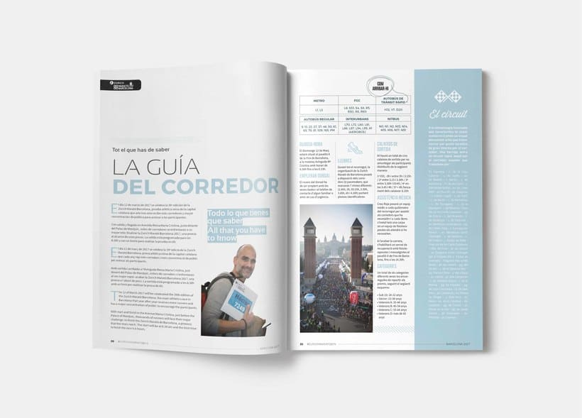 Magazine Maratón BCN 0