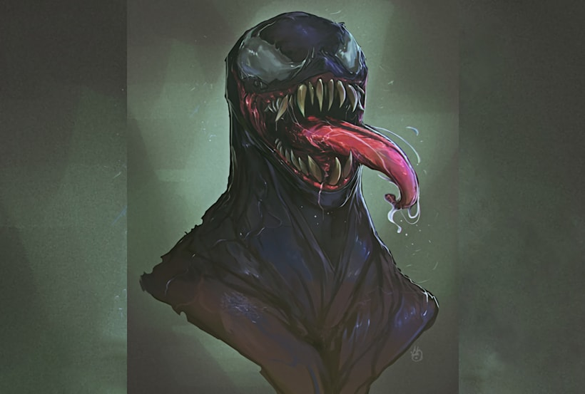 Venom 2018 Domestika